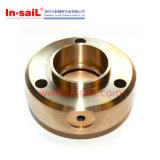 Cnc-maschinell bearbeitenteile durch CNC-Metallspiegel-Poliermaschine