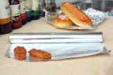 papier d'aluminium de ménage de qualité de 8011 0.01mm