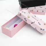 Impressão colorida e a caixa a mais quente dos doces dos projetos