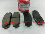 Bremsbeläge Soem-04465-52260 Indien für Toyota