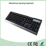 Jogo mecânico do teclado das chaves de alumínio dos materiais 104 (KB-112)