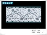 Anchura el 16cm del ajuste del cordón de la alta calidad del cordón de Lycra