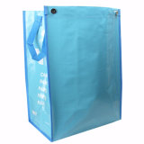 Le sac à main promotionnel d'épaule, impression faite sur commande de logo est la bienvenue (14041005)