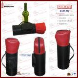 Emballage simple de sac de vin de bouteille de modèle neuf (6432)