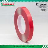 Aucun double acrylique de Vhb du résidu Sh368 n'a dégrossi bande pour des appareils électroniques Somitape