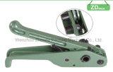 Poliestere di plastica della mano manuale che lega gli strumenti per la cinghia 13-19mm (P350) di PP/Pet