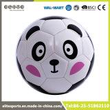 Gioco del calcio cucito a macchina all'ingrosso del panda del fumetto