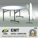 Tableau dinant de conception d'hôtel de meubles flexibles de restaurant (EMT-FT607)
