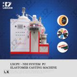 Polyurethan Ealstomer Gussteil-Maschine für die CPU-Waren-Herstellung