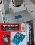 Mini máquina da marcação do laser da fibra da gravura da marcação do metal com Ce
