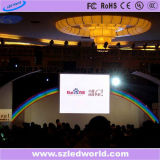 Visualizzazione di LED dell'interno di colore completo/parete flessibile del LED Display/LED video (P3, P4, P5, P6)