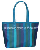 Form Travel Packing Shopping Tote Beach Leisure Bag mit Waterproof Lining