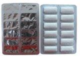 Llano Tipo píldoras de envasado de alimentos máquina de leche de blister máquinas de embalaje