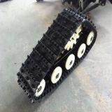 Sistemas de trilha de borracha pequenos para máquinas/veículos pequenos
