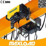 Construcción de uso del montacargas y el tipo de cable de la cuerda eslinga polipasto eléctrico Verlinde Vt Series