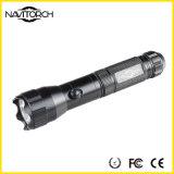 Schnelle aufladenled Taschenlampe des nachladbaren rutschfesten Zylinder-(NK-225)