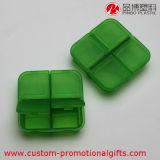 Fortín plástico útil al aire libre claro impermeable con 4 Inners
