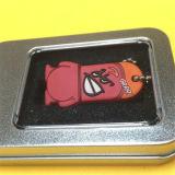 Chapeau protecteur drôle Shap animal mignon des silicones USB