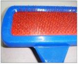 Brosse de toilettage d'animal familier, brosse de nettoyage de cheveux d'animal familier