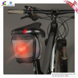 Sac chaud d'alarme de sûreté de la bicyclette LED de vente petit