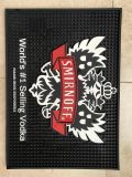 Qualité Plastic Promotional 3D Rubber Bar Mat (BM-A004)