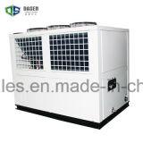 Hohe Leistungsfähigkeits-Leder-Gebrauch-Luft abgekühlter industrieller Wasser-Kühler (12HP-20HP)