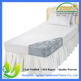 China Wholesale Waterproof Mattress Protector for Home and Hotel cama colchão capa