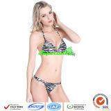 Bikini sexy del leopardo del Ladys/bikini caldo del leopardo