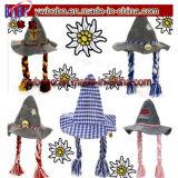 Sombrero del carnaval de Oktoberfest del sombrero del carnaval del sombrero del regalo del partido de Víspera de Todos los Santos (O1030)