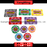 High-Grade Sticker Poker Chip Set 760PCS (YM-TZCP0044)