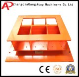 Complete Production Line를 가진 자동 Concrete Hollow Blocks Making Machine