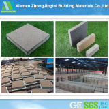 Branco e Black Ecological Water Permeable Ceramic Brick para Flooring