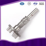 Acier inoxydable Transmission Spline Engrenage Drive Shaft