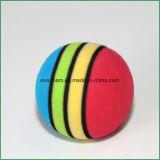 Esfera ao ar livre interna da prática da esponja das esferas da prática do golfe da espuma de EVA do arco-íris