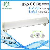 IP65 Lifud Driver 600mm Aluminio LED Tri Prueba Luz / Iluminación LED