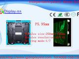 Schermo di visualizzazione pieno locativo del LED dello schermo a colori P5.95