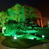 Alto potere LED che illumina l'indicatore luminoso di inondazione sottile esterno impermeabile di 10W 20W 30W 50W 100W LED
