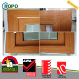 PVC favorable al medio ambiente Windows y puertas