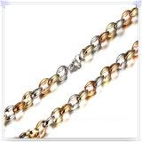 De Ketting van het Roestvrij staal van de Halsband van de Manier van de Manier van juwelen (SH034)