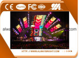 500*1000mm High Refresh Good Quality P3.91mm Rental Die Cast LED Display