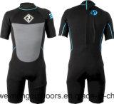 Tecido reusável do bebê da nadada, Wetsuit morno, Swimsuit da flutuabilidade. Wm042