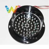 Kundenspezifische Ampel-Lampe der grünes Licht-Baugruppen-125mm LED