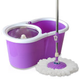 Mop горячей закрутки продуктов чистки 360 волшебный с Refill Microfiber