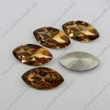 Jewelry Accessories를 위한 Jinhua Manufacturer Wholesale Crystal Folied Stone