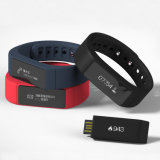Ursprüngliches Iwown I5 Plus Smart Bracelet Bluetooth Wristband Sports Watch mit Caller Identifikation SMS Display