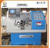 Lathe CK6132 CNC для вырезывания металла точности