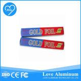 Papier d'aluminium coloré Rolls 5m de catégorie comestible 20m