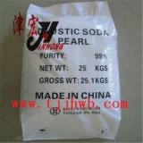 Perle della soda caustica di alta qualità (idrossido di sodio) 99%