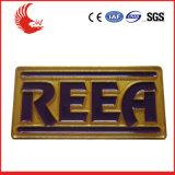 Distintivo poco costoso del ricordo del metallo/distintivo abitudine della fabbrica