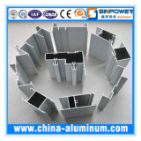 2016 알루미늄 관에 의하여 양극 처리되는 착색된 주문 알루미늄 단면도 관 알루미늄 합금 단면도 관